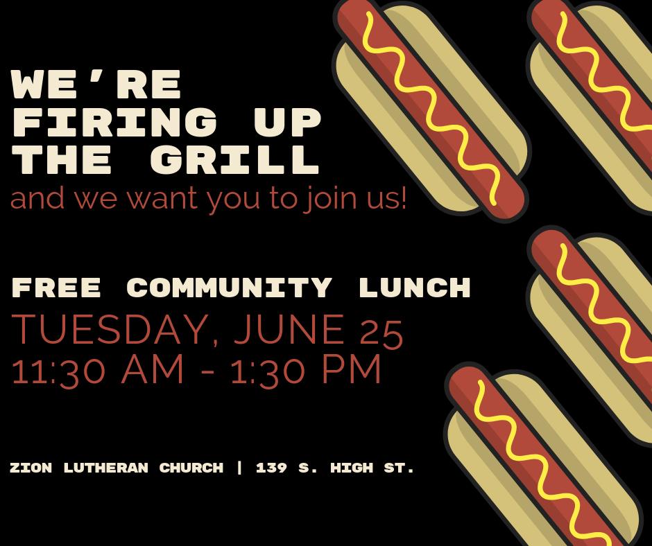 Community Lunch 2019