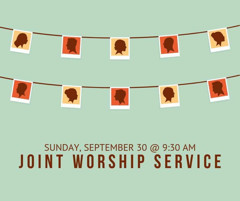 joint worship service september