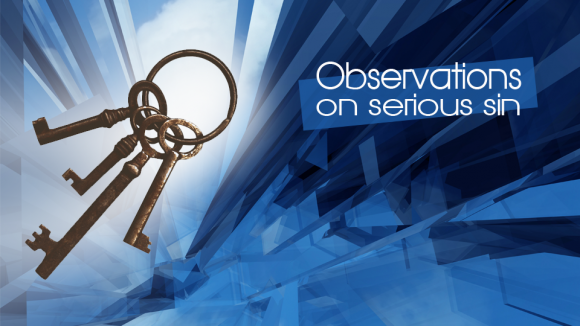 Blog-Observations on Serious Sin