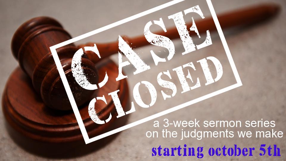Case Closed Slider Graphic
