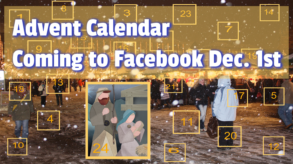 Advent Calendar-Front Page Slider Pic