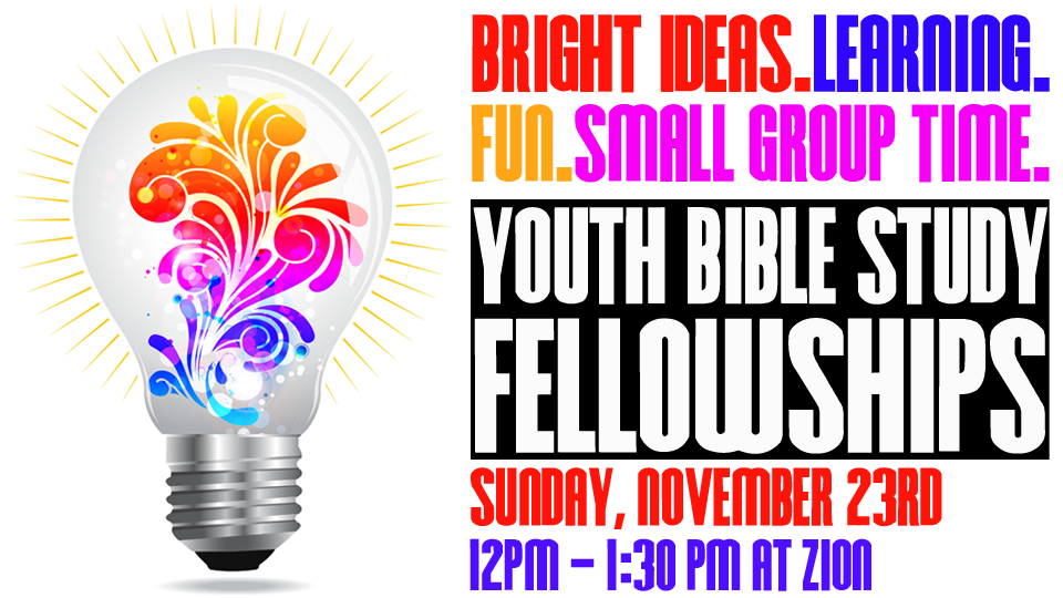 Youth Bible Study Fellowships-Front Page Slider1-November  2014