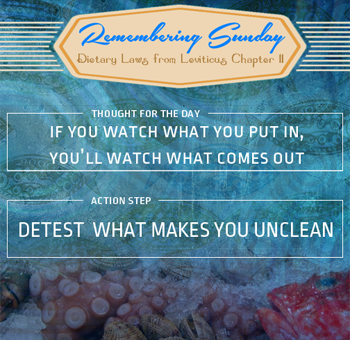 Sermon-Lenten Fish Fry-Week Two