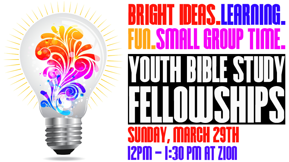 Youth Bible Study Fellowships-March 2015 Pic