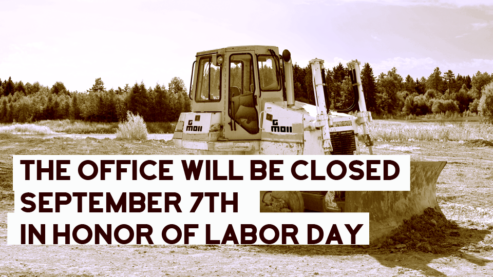 Labor Day Observance 2015-Front Page Slider Pic
