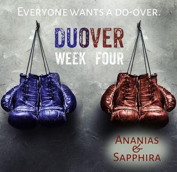 Sermon-Duover-Week Four