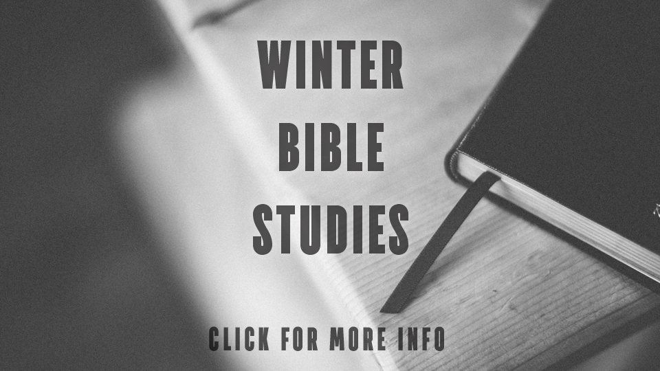 Winter Bible Studies-Front Page Slider Pic