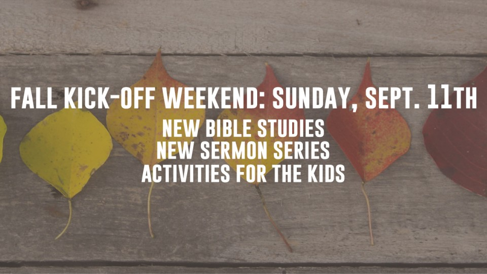 Promo-Fall Kickoff Weekend 2016-Announcement Slide