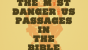 Facebook-Sermon-The Most Dangerous  Passages In the Bible-Website Pic