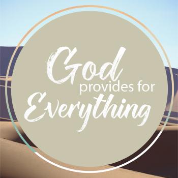 God Provides Sermon