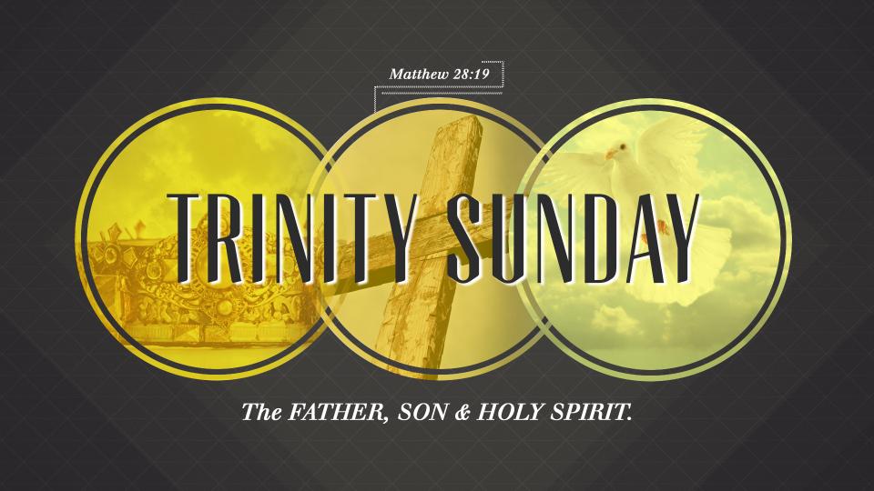 Trinity sunday slider