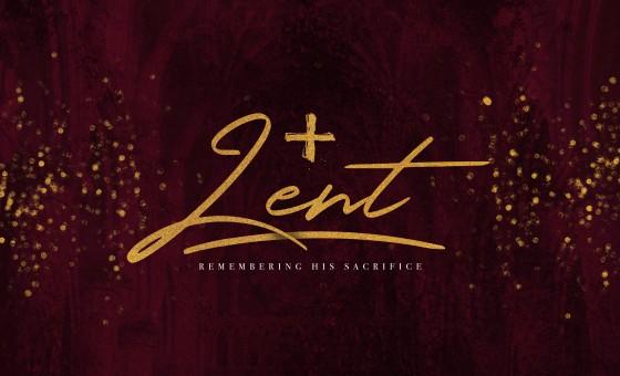 Lent-Theme