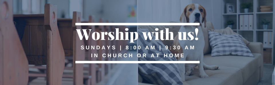 Worship Service Page Banner